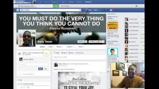 How to Build A Facebook Target Audience with Internet Marketing Bar