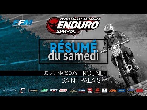 CDF enduro 2019 : Saint-Palais J1