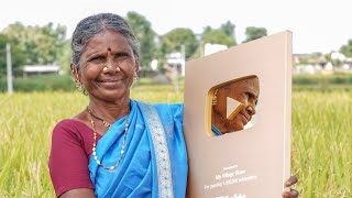 Thank you to Our one million subscribers | gold play button | gangavva