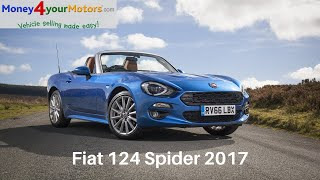 Fiat 124 Spider 2017 Review