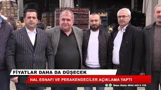 Hal esnafı ve perakendeciler açıklama yaptı! Konya'da fiyatlar daha da düşecek
