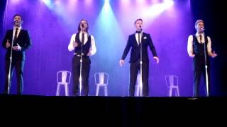 Collabro ~ Anthem (from Chess) Nov 2016 Canada