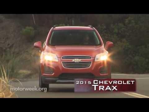 MotorWeek | First Look: 2015 Chevrolet Trax