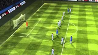 FIFA 13 iPhone/iPad - Chelsea vs. Real Madrid