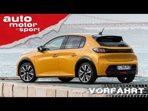 Peugeot 208 (2019): Benziner oder Elektro? - Vorfahrt | auto motor und sport