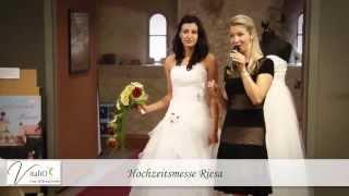preview picture of video 'VitaliO Braut und Festmode Oschatz Brautmode Leipzig Hochzeit Brautstudio Dresden Hochzeitsmesse'