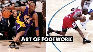 NBA - The Art of Footwork (Basketball Motivation)