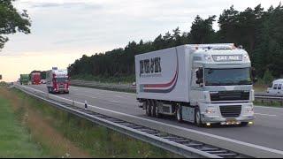 """""""Convoy Of 4 Legends"""" - Bas Mol, William De Zeeuw, Den Hollander, JP. VIS & Zn [HD]"""