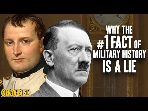 Why The #1 Fact Of Military History Is A Lie - Hilarious Helmet History #2