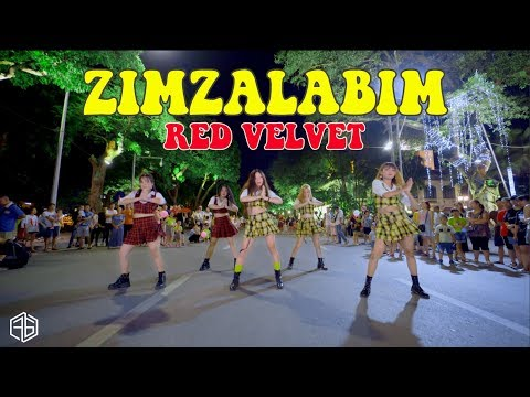 [KPOP IN PUBLIC] Red Velvet (레드벨벳) - Zimzalabim (짐살라빔) Dance Cover @FGDance from Vietnam