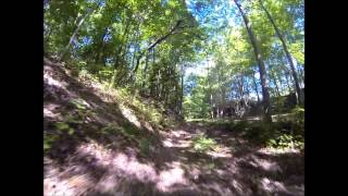 Video of the Silver Comet Side Trail.