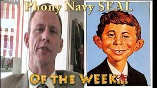 Retired Navy SEAL Don Shipley LIVE goes after Bill Brockbrader Wednesday September 1st at 6pm EST.