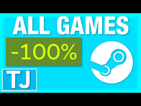 How to Get All Steam Games for Free