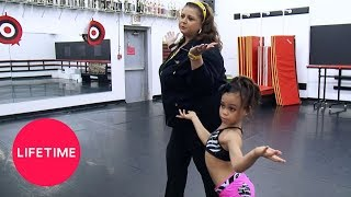 Dance Moms: Asia's First Day at the ALDC (Season 3 Flashback) | Lifetime