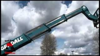 2005 Gradall 544D Telescopic Forklift; Details at ContractorAssets.com