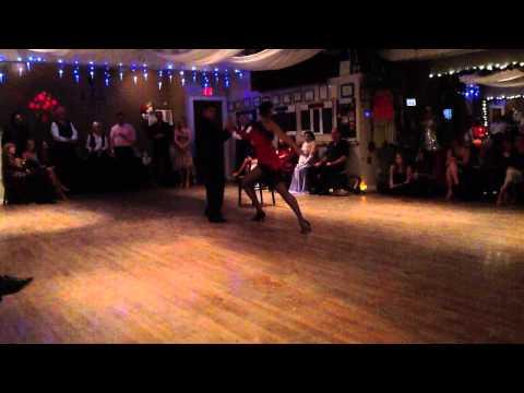 Argentine Tango Solo Routine La Cumparsita