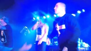 AK ft. Ektor - Cizí tváře LIVE ROCK CAFÉ