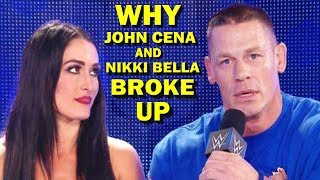 Shocking Reasons Why John Cena and Nikki Bella Broke Up