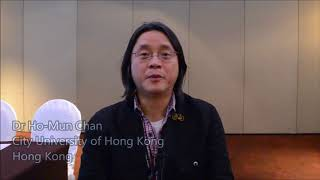Dr. Ho-Mun Chan at PYTT Conference 2015 by GSTF