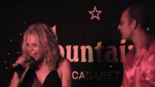 Claudia & Nigel Fountain Bar Magaluf