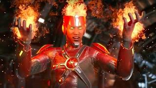 Injustice 2 - Firestorm Official Trailer (1080 60fps)