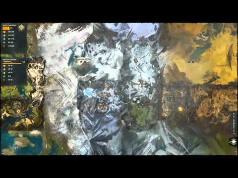 Guild Wars 2 - Wayfarer Foothills - 100% Completion Mp3