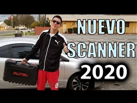 El Nuevo Escaner Automotriz Mas Avanzado 2018 | Jc Autos