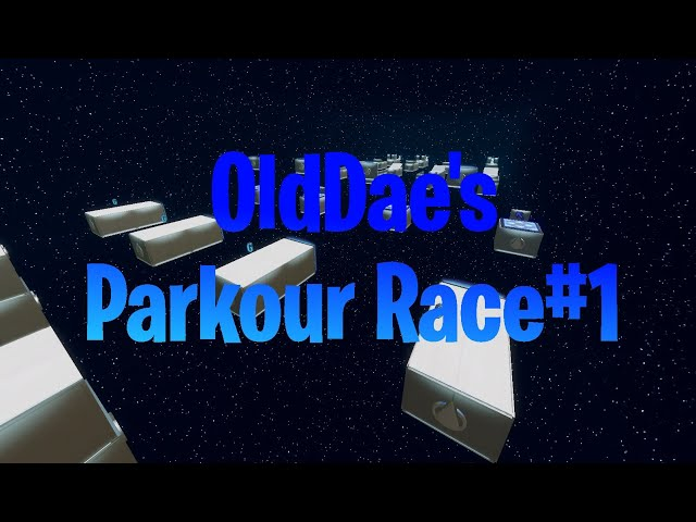 OldDae's Parkour Race #1