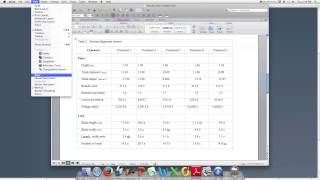 How to Align Decimals in Columns of Microsoft Word Tables