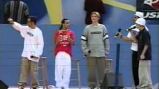 Backstreet Boys - Arthur Ashe Kid's Day - 04 All I Have To Give acapella