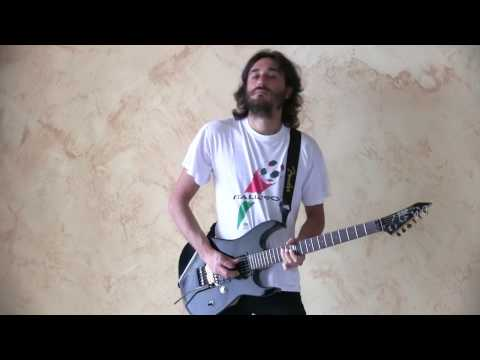 Slabber - Riot Day [Guitar Solo by Marco Poliani]