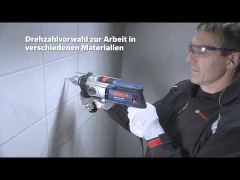 Bosch 1-Gang Schlagbohrmaschine - Extra GSB 13 RE