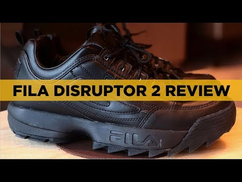 FILA Disruptor 2 Review: Does it Live Up to the Hype?