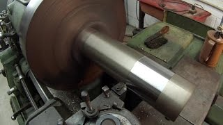 Monarch Lathe Test Cuts and Alignment