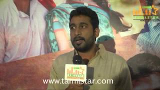 Sahar at Ore Oru Raja Mokka Raja Movie Audio Launch
