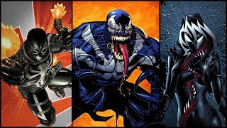 Alternate Versions Of Venom