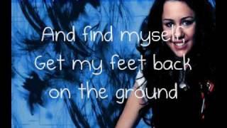 Miley Cyrus- Every Part Of Me Lyrics