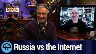 Russia vs the Internet