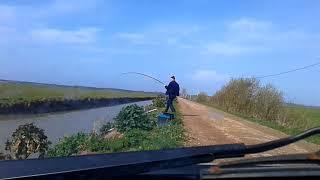 Rainbow рыбалка во франции