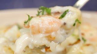 Seafood Doria Recipe