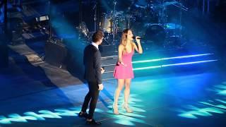 "Monica Maranillo Canta Con David Bisbal - ""El Ruido"""