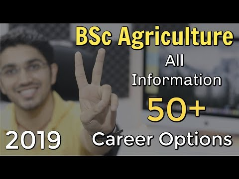 , title : 'BSc Agriculture | Complete Information | 50+ Career Options