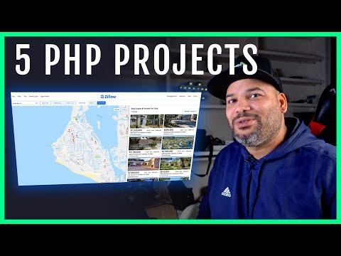 5 PHP Projects That Will Guarantee You Get Hired | Web Developer Projects