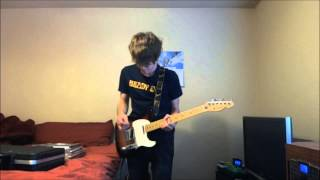 Perhaps Vampires Is A Bit Strong But.... / Arctic Monkeys Cover