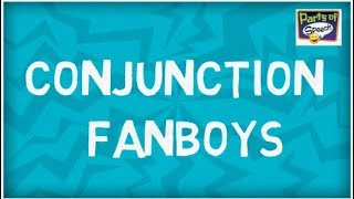 What Is CONJUNCTION |  FANBOYS Example