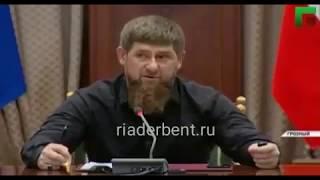 Рамзан Кадыров сделал жёсткое замечание министру транспорта Дагестана Сайгидпаше Умаханову