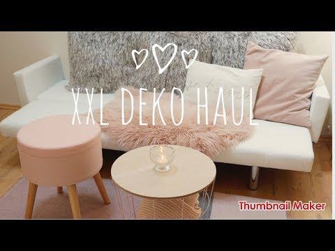 DEKO Live HAUL🛍 I IKEA I H&M HOME I NANU NANA I ACTION