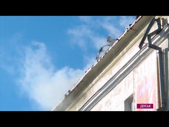 В Ангарске проверяют пожарные гидранты