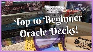 Top 10 Oracle Decks For Beginners