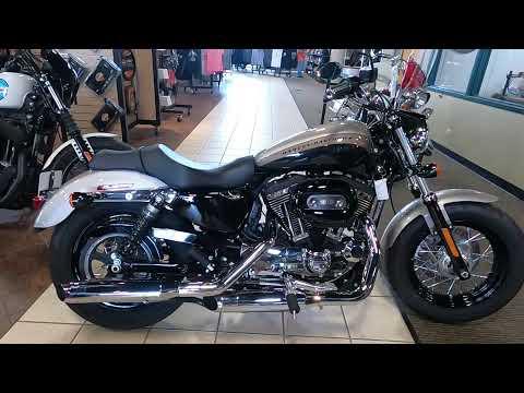 2018 Harley-Davidson 1200 Custom XL1200C